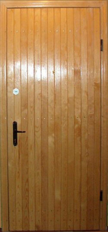 двери входные металлические отделке деревом
