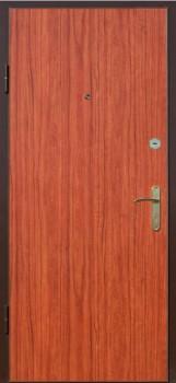 двери металлические с отделкой ламинат